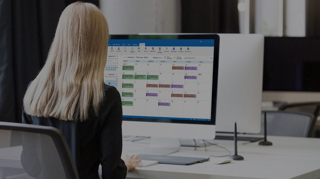 Desk Management App