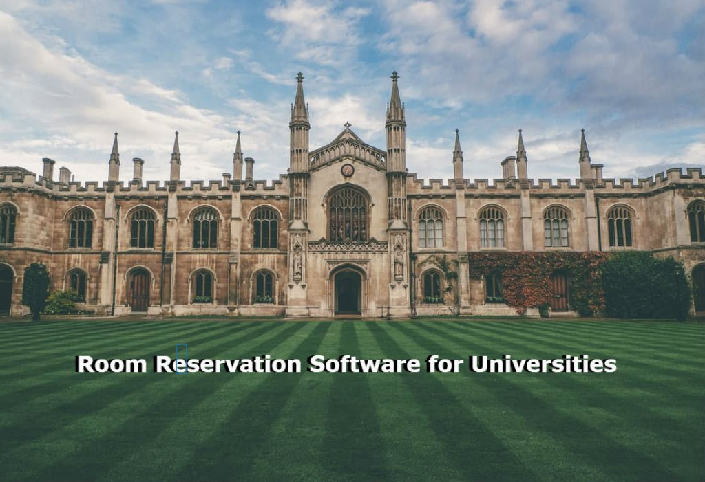 Room Reservation Software