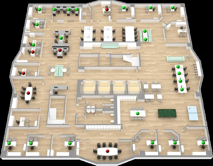 3D Floor Maps Image