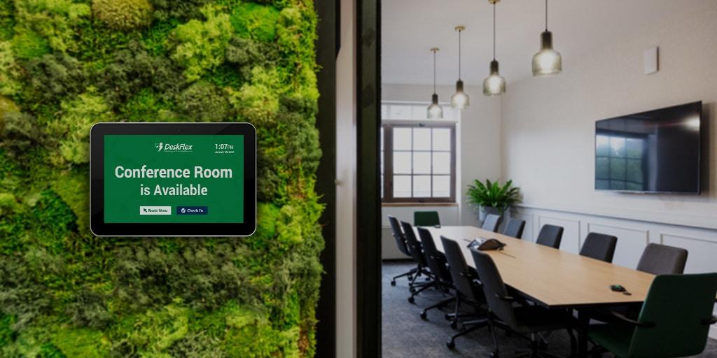 meeting room schedule software