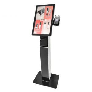 Lobby Kiosk Device